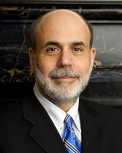 Ben Bernanke Federal Reserve Chairman
