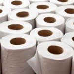 Toilet paper: a delicate product that gets the job done.<br/>© FotografiaBasica